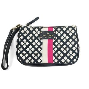 Kate Spade New York Womens Linet Wristlet Mini